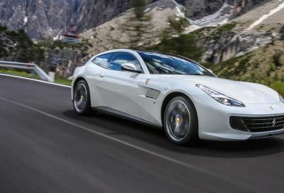 IMPRESSIONI: Nuova Ferrari GTC4Lusso, bella la vita...