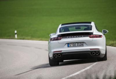 IMPRESSIONI: Nuova Porsche Panamera, la 911..limousine