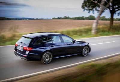 IMPRESSIONI: Nuova Mercedes Classe E Station, un carico di piacere