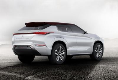 ANTEPRIME: Mitsubishi GT-PHEV Concept, la prossima Outlander ?