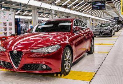 PRODUZIONE: Alfa Romeo, così la Giulia (e lo Stelvio) nascono a Cassino