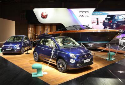 "Fiat 500 Riva ""Tender to Paris"""