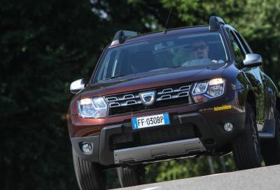IMPRESSIONI: Dacia Duster 1.5 dCi 4X4, Family hotel