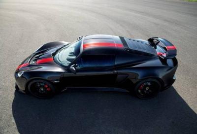 Lotus Exige 350 Special Edition, la sportiva dei 50 anni