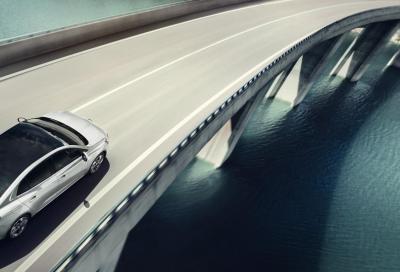 Renault Megane Grand Coupé, aria sportiva ma a quattro porte