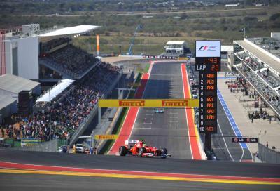 F1 ad Austin, dopo un anno gli stessi protagonisti