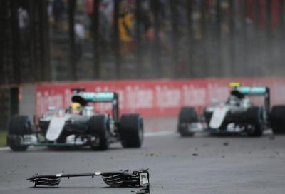 F1 in Brasile: vince Hamilton, sempre più vicino il titolo per Rosberg