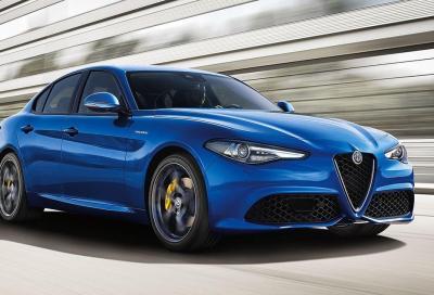 Porte aperte in concessionaria per l'Alfa Romeo Giulia Veloce