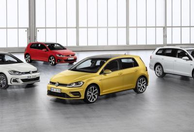 La nuova Volkswagen Golf ordinabile in Germania