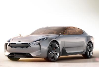 La Kia GT promette uno 0-100 in 5,1 secondi