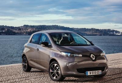 L'elettrica Renault Zoe raddoppia: autonomia da prima auto