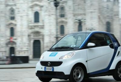 Elettriche e autonome: le Car2go del futuro