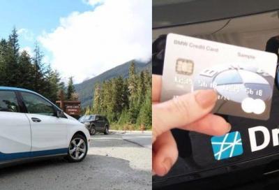 BMW e Daimler-Benz insieme nel car sharing