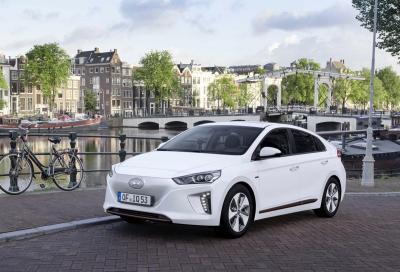 In listino la Hyundai Ioniq Electric, il prezzo parte da 36.750 Euro