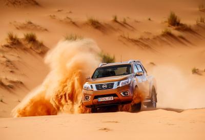 Prime impressioni: Nissan Navara, altro che pickup