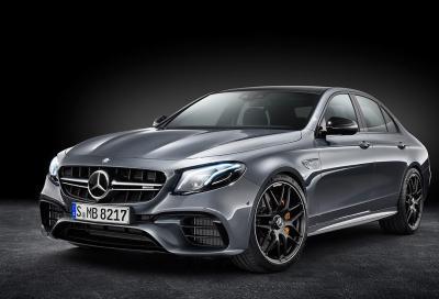 Con oltre 2 milioni di unità vendute nel 2016 Mercedes torna leader nel segmento premium