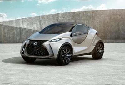 Lexus punta sui crossover