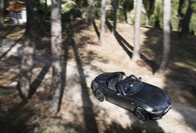 Mazda MX-5 RF, il tetto più veloce del mondo
