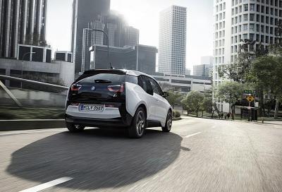 BMW aggiunge le i3 al servizio di car sharing DriveNow