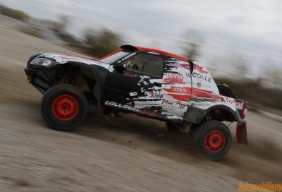 "Test Toyota ""Toyodel"" T1, mix vincente"