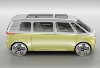 VW rilancia sull'elettrico con due nuove concept