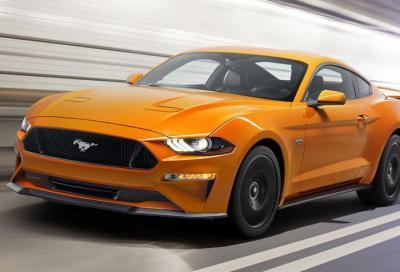 Ford manda in pensione il V6 di 3,7 litri della Mustang