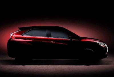Da Mitsubishi un nuovo Suv al salone di Ginevra