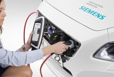 Siemens aiuta la mobilità elettrica dei dipendenti