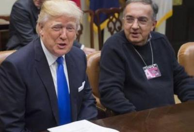 Marchionne apprezza Trump, ma attende gli incentivi