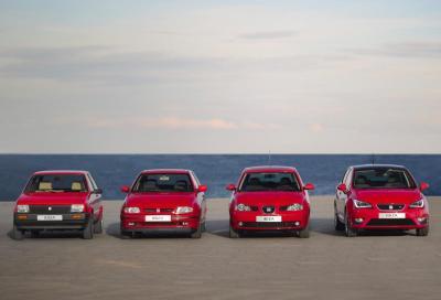 Seat Ibiza quinta serie a Ginevra, la storia di una bestseller