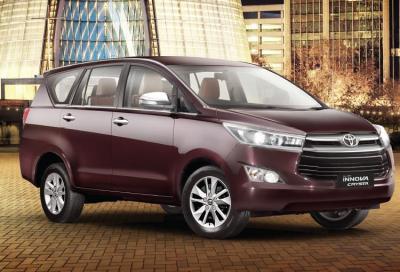 Tra 5 anni una nuova Toyota ibrida in India