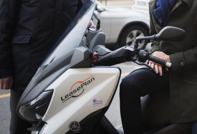 Lo Scooter Service di LeasePlan risolve la panne