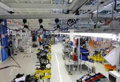 La produzione di motori cresce del 7,5% in UK