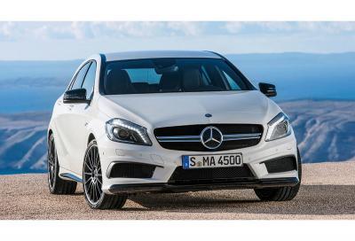 Mercedes-AMG da record in Italia