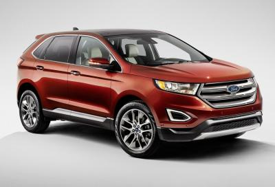 Ford intercetterà i Millennial con un SUV elettrico entro il 2020