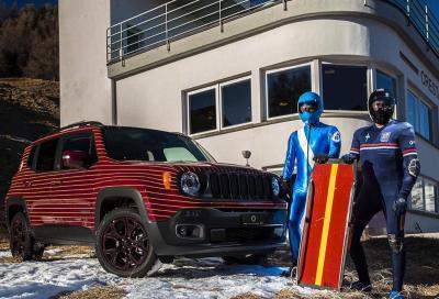 Garage Italia Customs firma una speciale Jeep Renegade