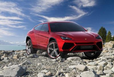 La Suv Lamborghini Urus in produzione da aprile