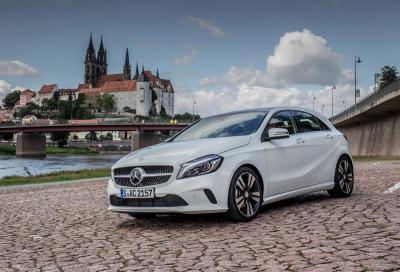 Mercedes Classe A Next: più sportiva e tecnologica