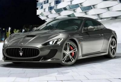 Una nuova Maserati sarà assemblata a Torino