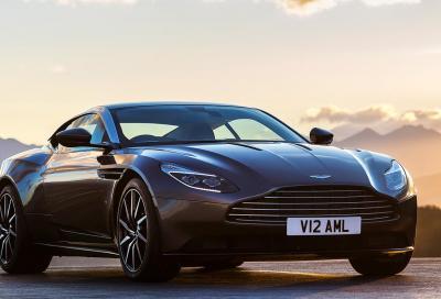 Aston Martin punta a tornare al profitto nel 2018