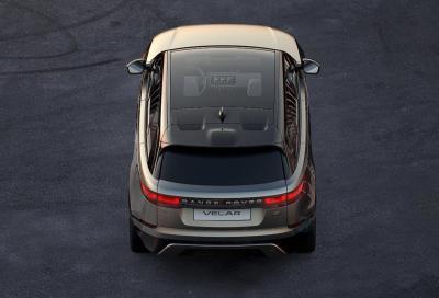 Ufficiale: nasce la Range Rover Velar
