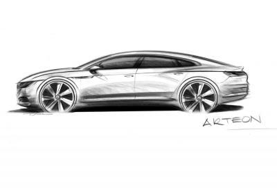 Volkswagen: countdown per l'esordio di Arteon