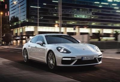 Turbo S E-Hybrid, la Porsche Panamera più potente