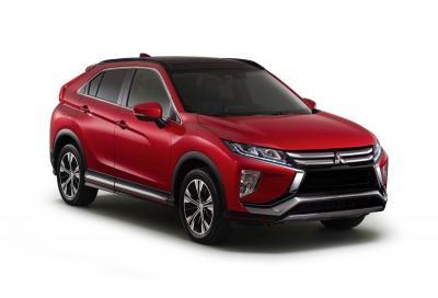 Mitsubishi svela la nuova Eclipse Cross