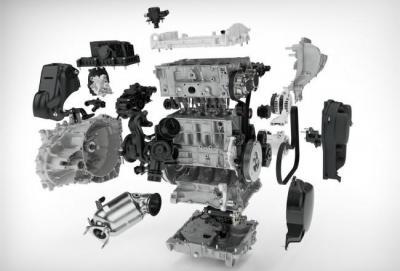 Un 3 cilindri alla base delle future ibride plug-in di Volvo