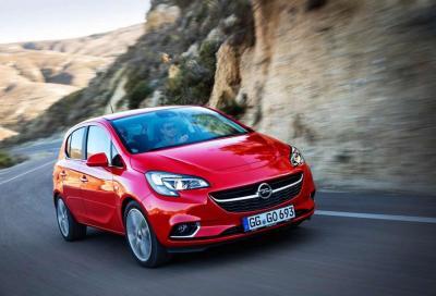 La futura Opel Corsa è stata rinviata al 2020