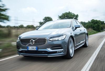 Da maggio inizia l'export delle Volvo made in China