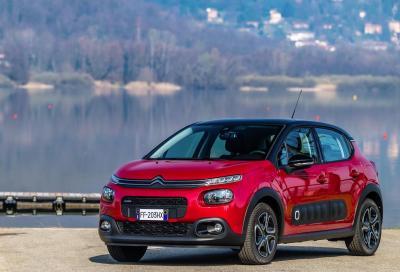 Citroën C3 ora è anche GPL, si parte da 15.750 Euro