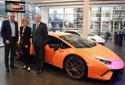 Bonaldi apre Lamborghini Milano: target Toro oltre 100 unità in Italia