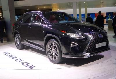 Lexus sbarca in India